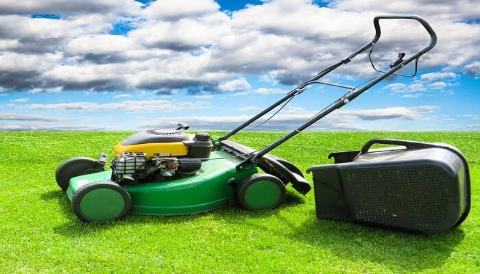 how to use electric lawn mower