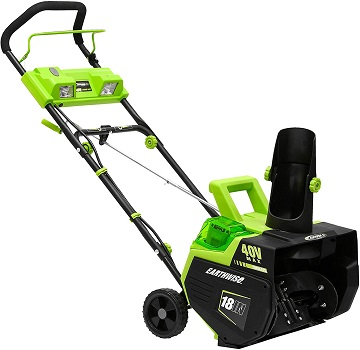 Earthwise SN74018 Snow Thrower