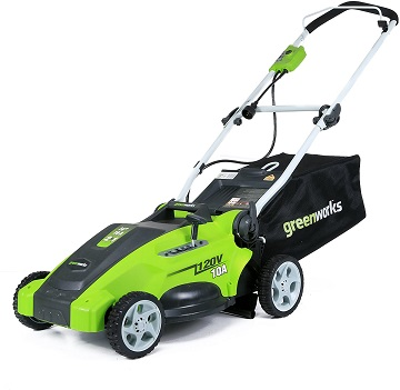 Greenworks 25142 lawn mower