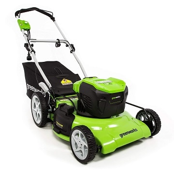 Greenworks Corded Electric Lawn Mower MO13B00