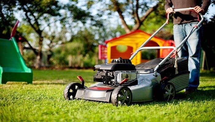 best lawn mowers for mulching